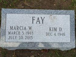 Marcia Jean <I>Wereley</I> Fay