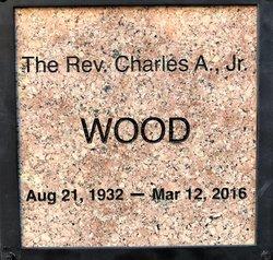 "Rev Fr Charles A ""Chuck"" Wood, Jr"