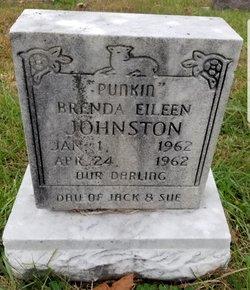 "Brenda Eileen ""Punkin"" Johnston"