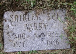 Shirley Sue Barry