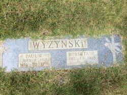 Roberta Beatrice <I>Wallace</I> Wyzynski