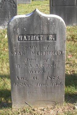 Harriet E. <I>Aldrich</I> Merrifield