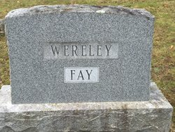 """Margaret Isabelle """"Peggy"""" <I>Lyon</I> Wereley"""