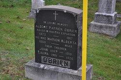 Marion Alberta O'Brien
