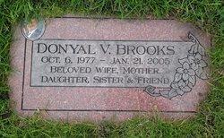 Donyal V Brooks