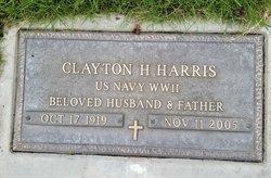 Clayton H Harris
