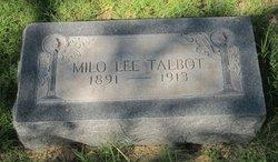 Milo Lee Talbot