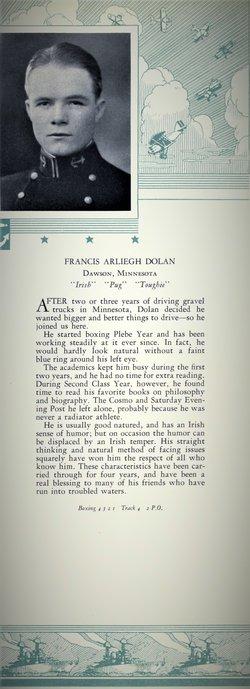 Francis Arliegh Dolan