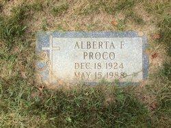Alberta F. Proco