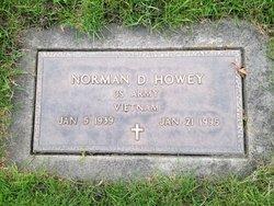 Norman D Howey