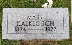 Mary Kalklosch