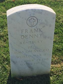 Frank Denny