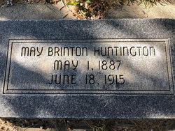 May <I>Brinton</I> Huntington