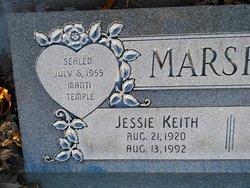 Jessie Keith Marshall