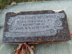Cy Toney Westwood