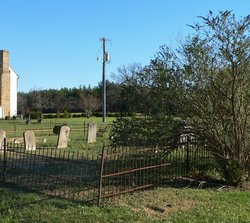 Chiles River View Plantation Cemetery