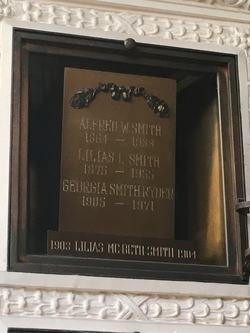 Alfred W Smith