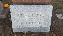 James Paul Preston