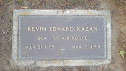 Kevin Edward Kazan