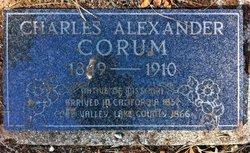 Charles Alexander Corum