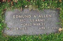 Edmund A Allen