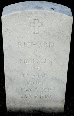 Richard C Simpson