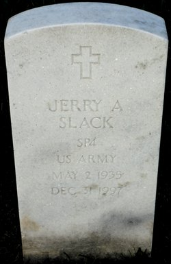 Jerry A Slack
