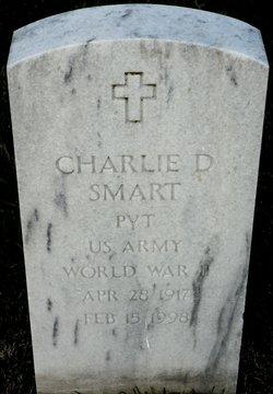 Charlie D Smart