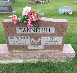 Alice <I>Brown</I> Tannehill