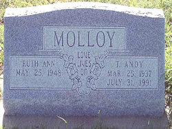 "Thomas Andrew ""Andy"" Molloy"
