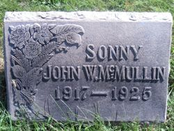 "John William ""Sonny"" McMullin"