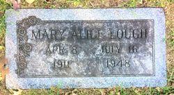 Mary Alice Lough