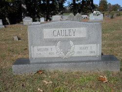 Melvin T Cauley