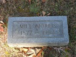 Milt Morris