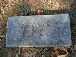 Marvin Morris