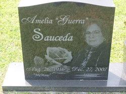 Amelia <I>Guerra</I> Sauceda