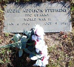 """Addison """"Eddie"""" Stephens"""