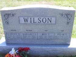 Clarence McClure Wilson, Sr