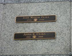 Anna E. Cejka