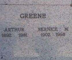 Bernice M. Greene