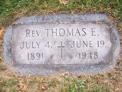 Rev Thomas Edward Kennedy