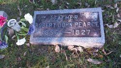 Robert John Pearce