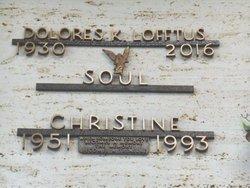 Dolores K Lofftus