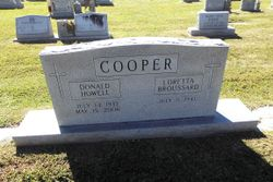 Donald Howell Cooper
