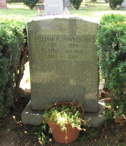 William Robert Hawkes, Sr