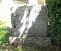 Vera Mary Agnes <I>Churchill</I> Collins