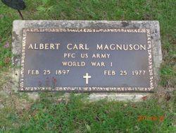 Albert Carl Magnuson