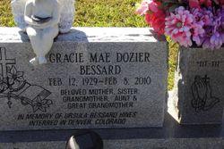 Gracie Mae <I>Dozier</I> Bessard