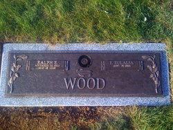 "Mrs Edythe Eulalia ""Lail"" <I>Reynolds</I> Wood"