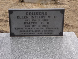 Walter Francis Herwin Cousens
